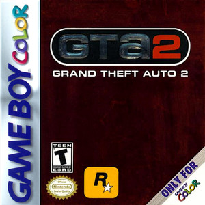 Grand Theft Auto 2 - Game Boy Color Game