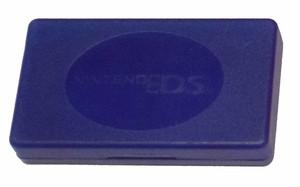 Plastic Game Case Blue - DS