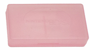 Plastic Game Case Pink - DS