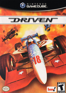 Driven - GameCube Game