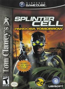 Splinter Cell Pandora Tomorrow - GameCube Game