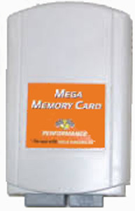 Performance Mega Memory Card - Dreamcast