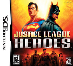 Justice League Heroes - DS Game