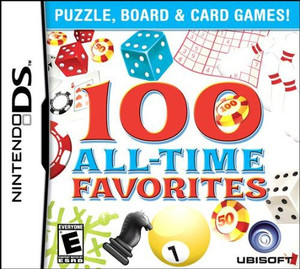 100 All-Time Favorites Nintendo DS Game