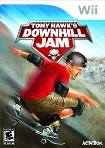 Tony Hawk's Downhill Jam - Wii Game