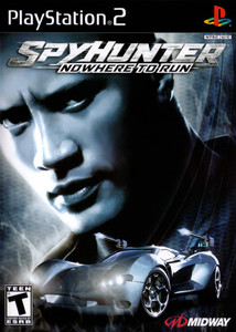 Spy Hunter Nowhere to Run - PS2 Game