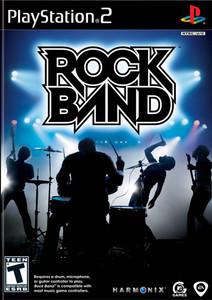 Rock Band - PS2 Game
