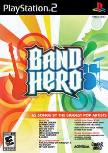 Band Hero - PS2 Game
