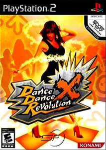 Dance Dance Revolution X - PS2 Game