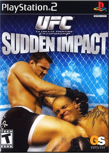 UFC Sudden Impact - PS2 Game