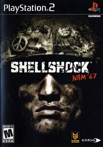 ShellShock Nam '67 - PS2 Game