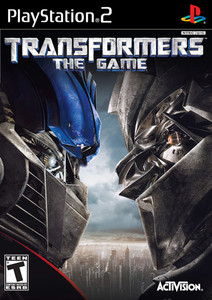 Transformers The Game - PS2 Game