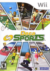 Deca Sports - Wii Game