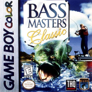 Bass Masters Classic - Game Boy Color Game