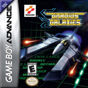 Gradius Galaxies - Game Boy Advance Game