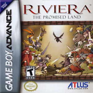 Riviera The Promised Land - Game Boy Advance Game