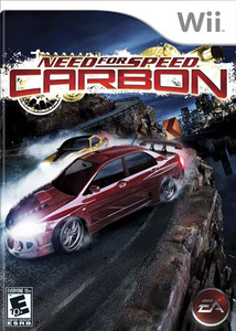 Need for Speed Carbon - Wii Game