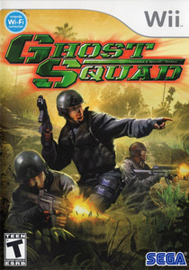 Ghost Squad - Wii Game