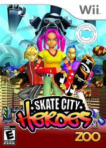 Skate City Heroes - Wii Game