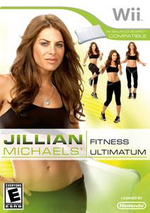 Jillian Michaels' Fitness Ultimatum 2009 - Wii Game