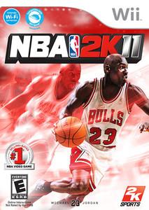 NBA 2K11 - Wii Game