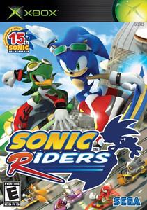 Sonic Riders - Xbox Game