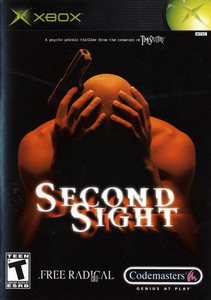 Second Sight - Xbox Game