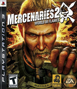 Mercenaries 2 World in Flames - PS3 Game