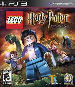 Lego Harry Potter Years 5-7 - PS3 Game