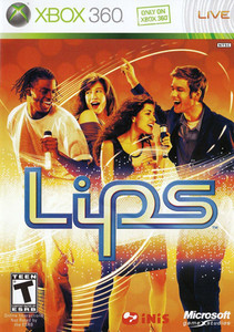 Lips - Xbox 360 Game