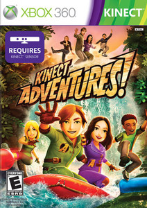 New Kinect Adventures - Xbox 360 Game