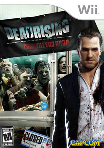 Dead Rising Chop Till You Drop - Wii Game