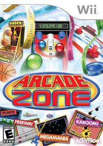Arcade Zone - Wii Game