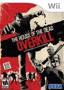 House of the Dead Overkill, The - Wii Game