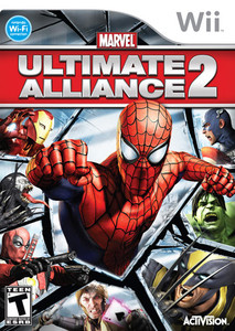 Marvel Ultimate Alliance 2 - Wii Game