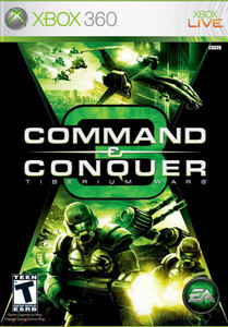 Command & Conquer Tiberium Wars - Xbox 360 Game