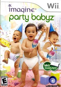 Imagine Party Babyz - Wii Game