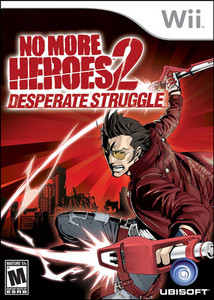 No More Heroes 2 - Wii Game