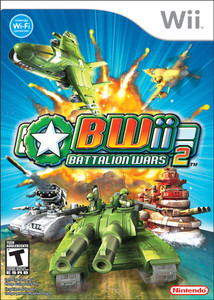 Battalion Wars 2 (BWII) - Wii Game