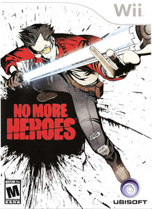 No More Heroes - Wii Game