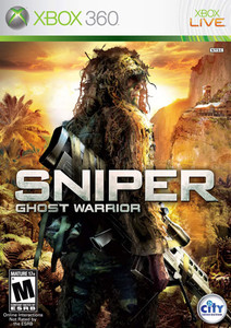 Sniper Ghost Warrior - Xbox 360 Game