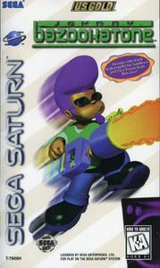 Johnny Bazookatone - Saturn Game
