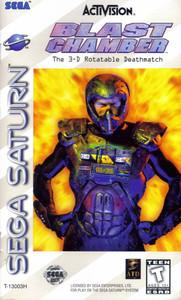 Blast Chamber - Saturn Game