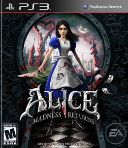 Alice Madness Returns - PS3 Game