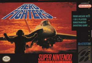 Aero Fighters - SNES Game
