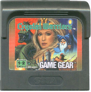Crystal Warriors - Game Gear Game