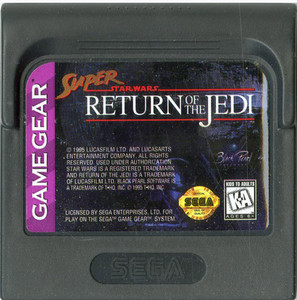 Super Star Wars Return of the Jedi