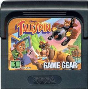 Tale Spin - Game Gear Game