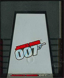 James Bond 007 - Atari 2600 Game