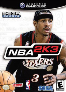 NBA 2K3 - GameCube Game